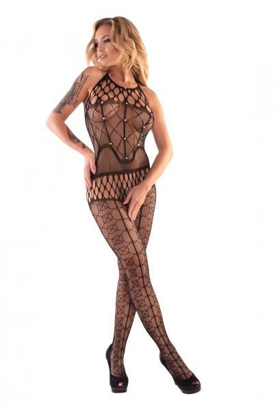 Alizam bodystocking black