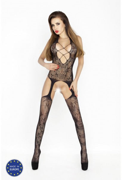 Bodystocking BS017 schwarz