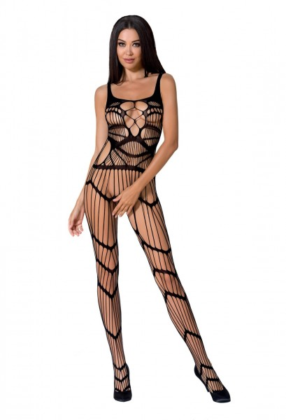 Bodystocking Overt black S/L