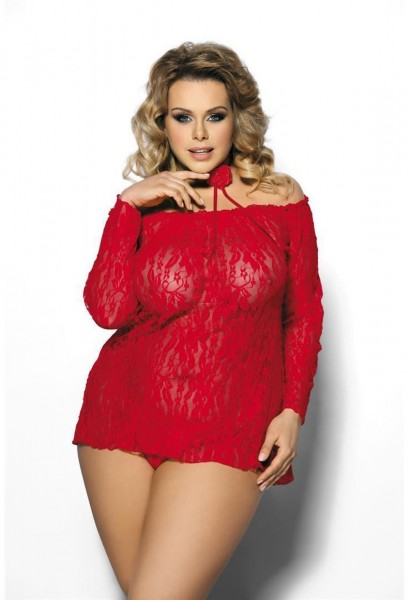 Alecto chemise rot