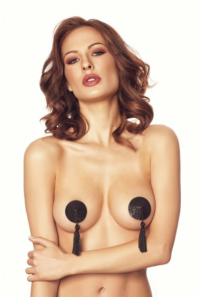 Fabi nipple covers black